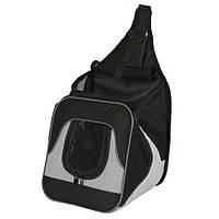 Рюкзак-переноска кенгурятник для собак Trixie, нейлон, 30*26*33см, до 10 кг