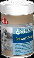 Витамины 8in1 Excel Brewers Yeast  для собак и кошек, 260табл