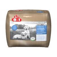 Пеленки 8in1, для щенков и пожилых собак, 14шт, 60х60