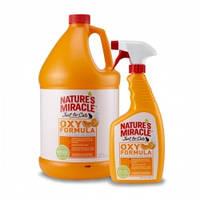 Средство 8in1 Remover Oxy Power, для уничтожения пятен и запаха меток кошек, 3,7л, 680218 /5705 USA