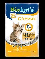 Наполнитель Gimpet Biokat's Classic для кошачьего туалета, 10 л