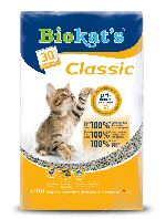 Наполнитель Gimpet Biokat's Classic для кошачьего туалета, 20 л, G-616056 /223347 оранж