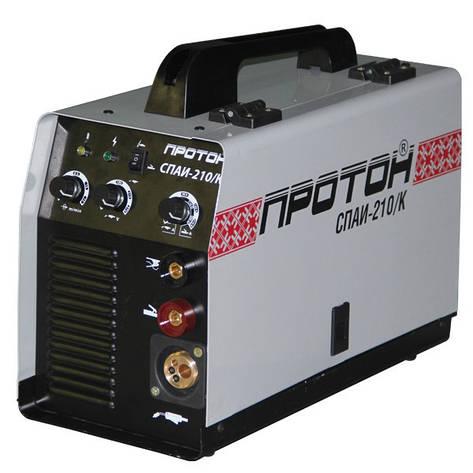 Зварювальний напівавтомат Протон СПАЇ-210/ДО, фото 2