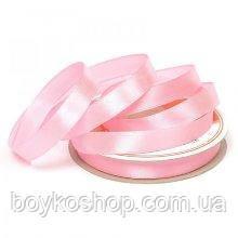 Лента атласная розовая 5 мм (32 метра)