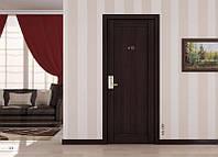 """Деревянные двери покрытые   экошпоном с 3-D эффектом модель"""" ML-00"""" и """"ML-00F"""""""