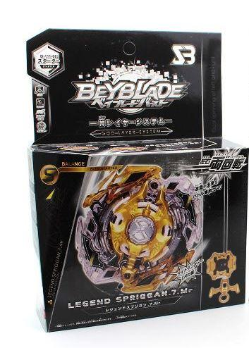 Новинка!!! BEYBLADE Спрайзен Легендарный, Legend Spriggan.7.Mr (B-111-86)