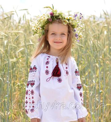 268e12dd89f45a Навіть дітям при народженні дарували вишиту сорочку, щоб та охороняла їх  від злих духів.