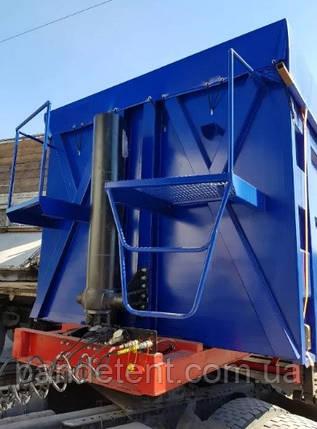 Тенты для зерновозов. Ткань ПВХ - Испания, фото 2