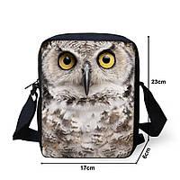 3D сумка с совой, фото 1