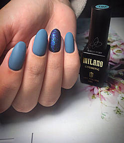 Компания Milanoпредставляет современную линию косметики для маникюра. Гель-лаки Milanoобеспечивают прочное, стойкое, красивое покрытие, защищают ноготь от внешних повреждений и дарят яркий глянцевый блеск.