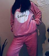 Пижама женская тёплая , фото 1