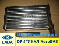 Радиатор отопителя на ВАЗ 2108 2109 21099 2113 2114 2115 Таврия 1102 1103 1105 алюминиевый АВТОВАЗ печки печка
