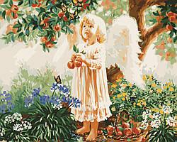 Картина по номерам Янголятко, 40x50 см., Art Story