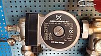 Циркуляционный насос Grundfos (Польша) для отопления, на меди.