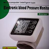 Электронный тонометр Electronic blood pressure JZK-002R