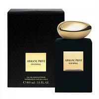 Мужской парфюм Giorgio Armani Privé Oud Royal