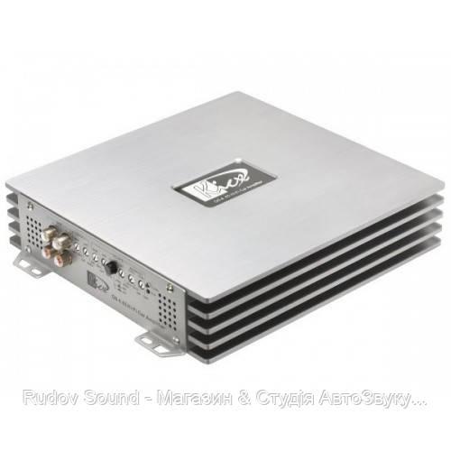 Усилитель Kicx QS 4.95 (4 канала | 95w в 4Ω | 115w в 2Ω | Класс:AB)