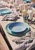 Сервіз столовий LUMINARC DIWALI LIGHT BLUE 19 предметів (P2961), фото 5