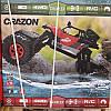 Игрушка джип 171602B р/у зеленый красный, фото 8