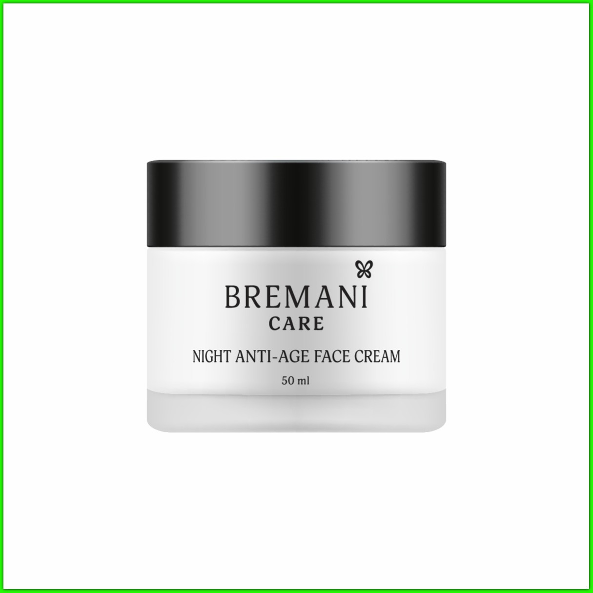 Интенсивный ночной антивозрастной крем НСП для лица 40+. Натуральный. (Night Anti-age Face Cream 40+ NSP)