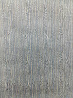 """Обои виниловые """"колосок"""" 5593-03 светло-голубые  для гостиной, спальни, прихожей  0,53*15"""