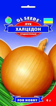 Лук Халцедон, пакет 4 г - Семена лука, фото 2