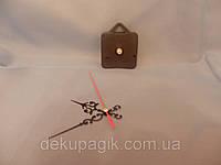 Часовой механизм со стрелками №4, М12, фото 1