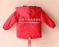 Куртка парка детская весна осень со съемной жилеткой, фото 3