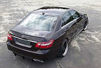 Спойлер (сабля) Mercedes E-Class W212