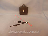 Часовой механизм со стрелками №5, М12