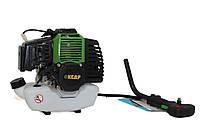 Коса бензиновая (мотокоса, бензокоса) Кедр БГ-3900 (3900вт 3 ножа+1 катушка+паук в комплекте)