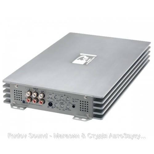 Усилитель Kicx QS 5.300 (5 каналів   90w+300w в 4Ω   120w+500w в 2Ω   Класс:AB)