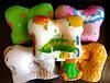 Ортопедическая подушка для новорожденных Бабочка Marselle, фото 3