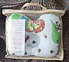 Ортопедическая подушка для новорожденных Бабочка Marselle, фото 9