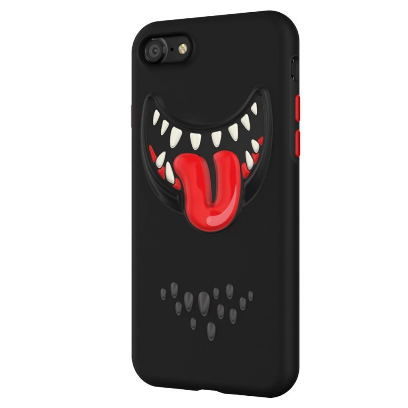 SwitchEasy Monsters чехол для iPhone 7/8 Black