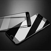 Защитное цветное 3D стекло Mocolo (CP+) с TPU краями для Huawei Honor 9 Черный