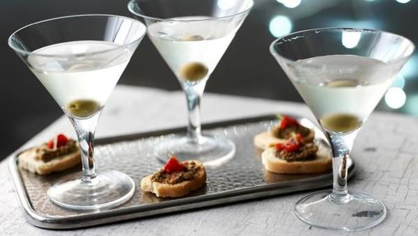 Набор бокалов  для мартини Pasabahce Бистро 150мл 44410