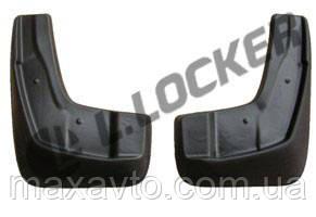 Брызговики Chevrolet Orlando (10-) (Шевроле Орландо) (2 шт) передние (Lada Locker)