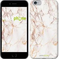 """Чехол на iPhone 6s Белый мрамор """"3847c-90-17753"""""""