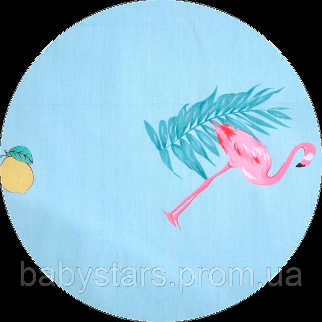 хлопковый слой непромокаемой пеленки - сатин