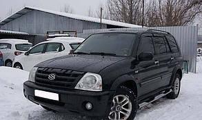 Дефлекторы окон Suzuki Grand Vitara XL7 2001-2006 (Сузуки Гранд Витара) SIM