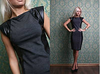 Женское стильное платье-футляр