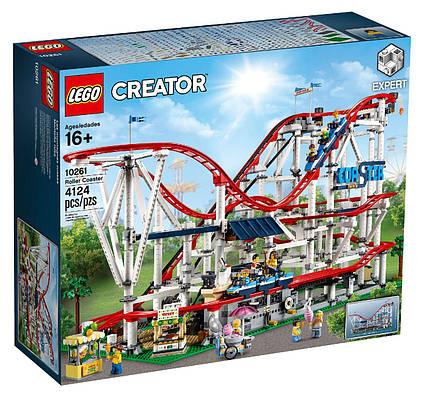 Lego Creator Expert Американские горки 10261
