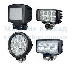 LED фары рабочего и дополнительного света
