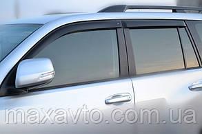 Дефлекторы боковых стекол Toyota Land Cruiser Prado 150 5d 2009/Lexus GX (URJ150) 2009-2014;2014 (Тойота Ленд Крузер Прадо