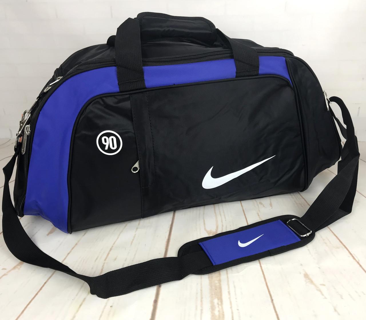 b3c6c57ebdce Спортивная Сумка Nike. Сумка для Тренировок, для Поездок КСС92-1 — в ...