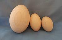 Заготовка Яйцо деревянное, 10см