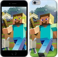 "Чехол на iPhone 6 Minecraft 4 ""2944c-45-17753"""