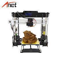 3д принтер Anet A8 Prusa I3, Гарантия от производителя!