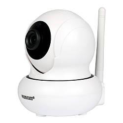 Поворотная записывающая Wi Fi IP камера Wanscam K21 FULL HD Face Detect